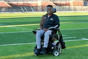 Peer & Family Support Spotlight: Sterling Thomas