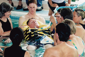 Christopher Reeve's Recovery Program