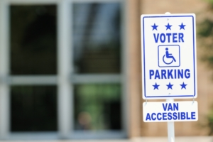 ​Know your rights: Accessible voting for wheelchair users