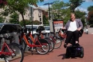 Disabled Women Make History: Jessica Hunt