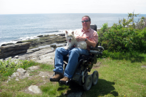 Men and Aging with Paralysis