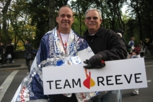 Meet Team Reeve Coach Mark Zenobia