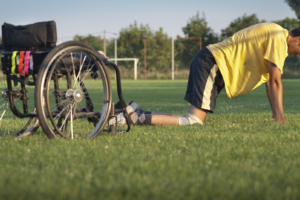 Top 3 effective wheelchair workouts