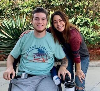Amber and Zack