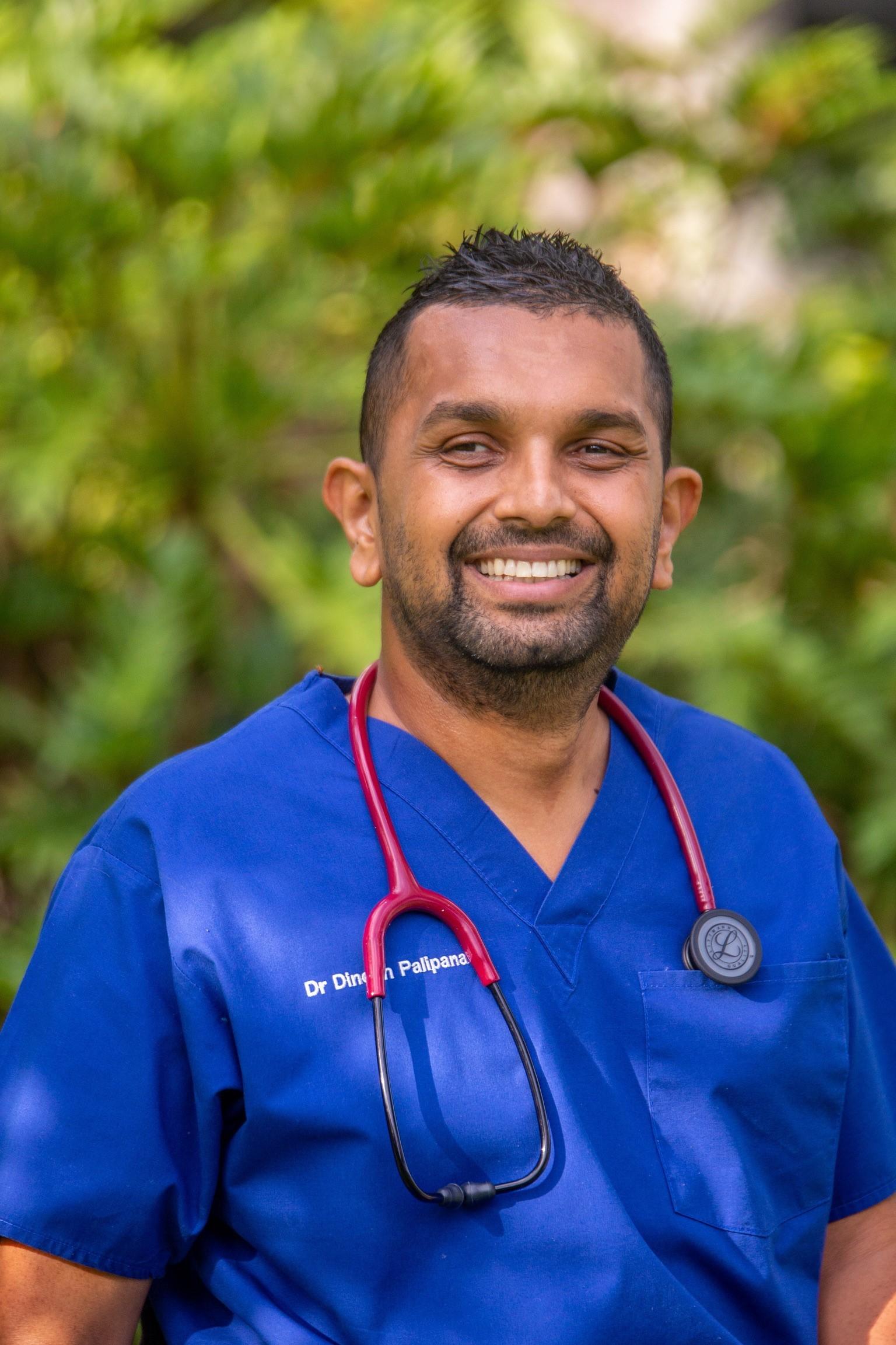 Dr. Dinesh Palipana