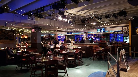 Langosta Lounge is an accessible eatery and bar with a classic Asbury Park music scene.