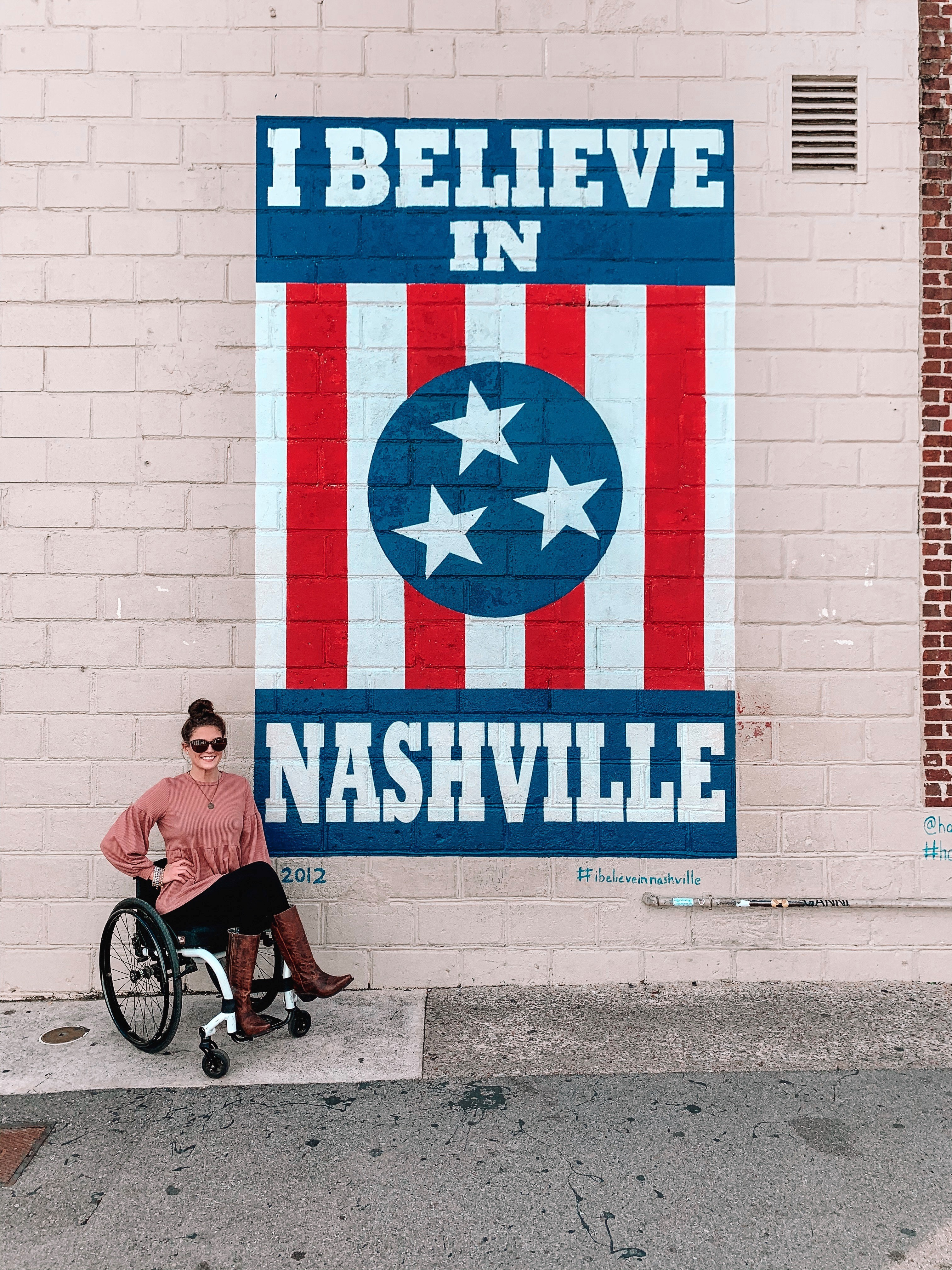 Ally Grizzard in Nashville, Tennessee