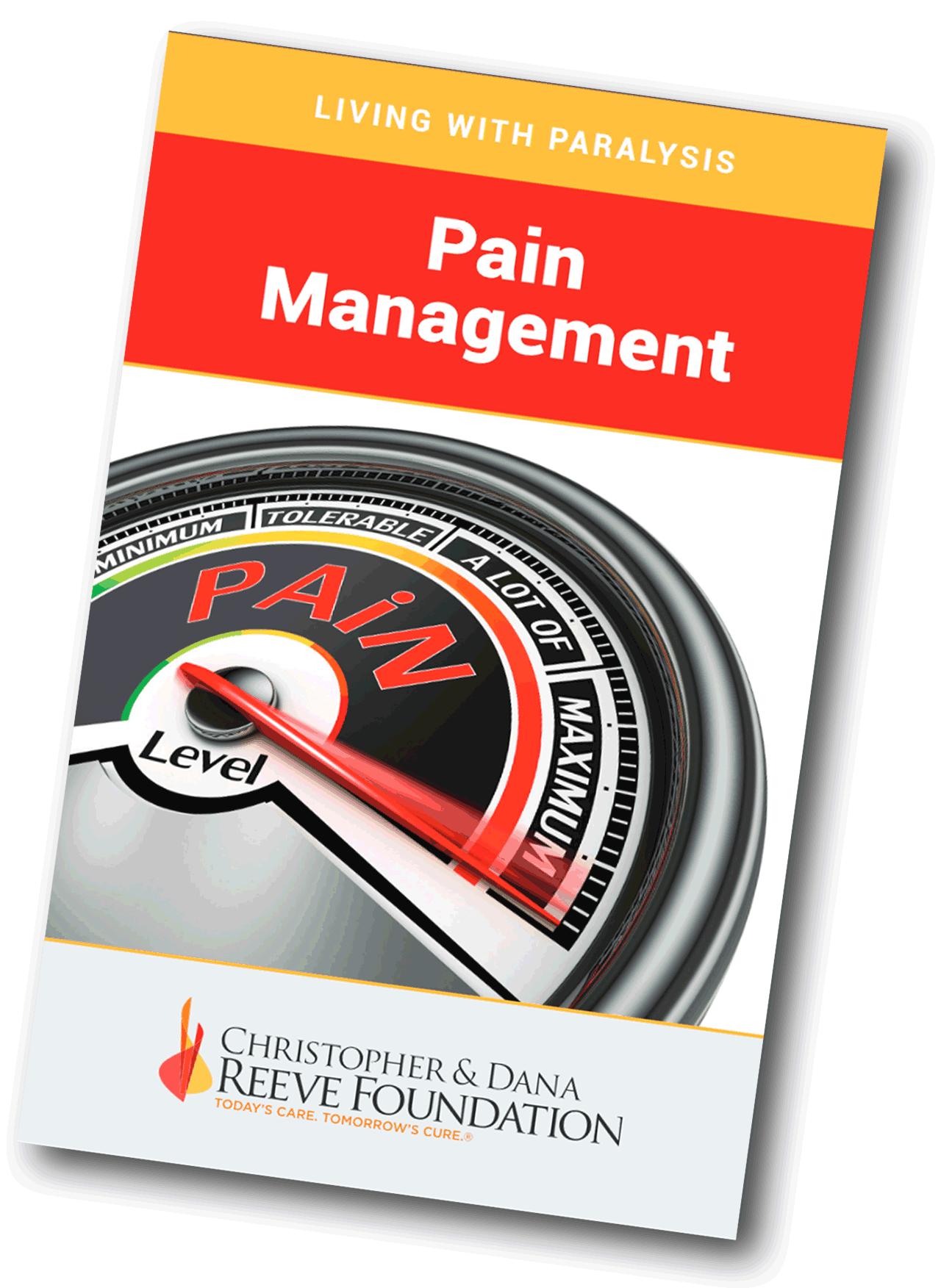 Pain Managment Booklet