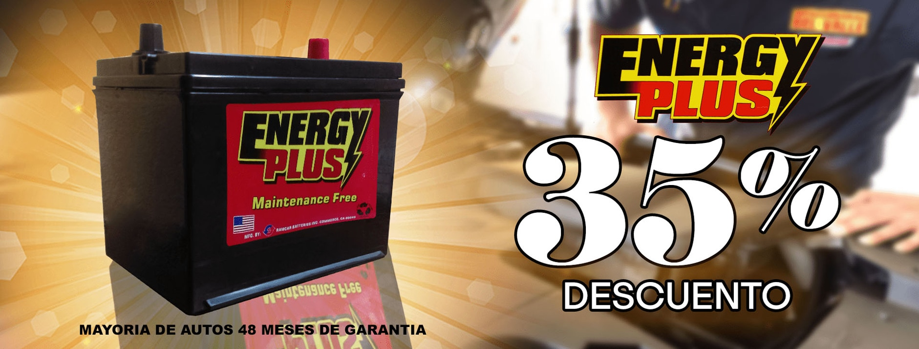 3 bateria energy plus