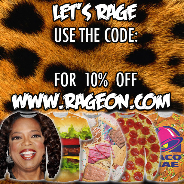 Rageon coupon code