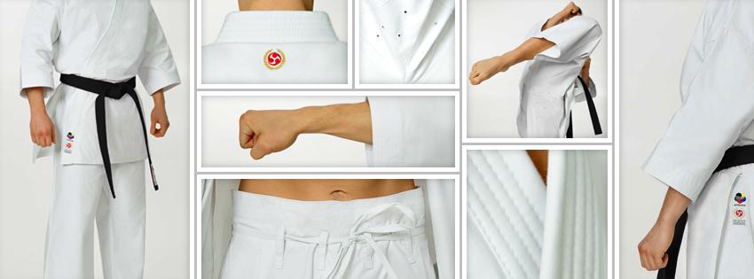 Kimono de karate haut-de gamme : Seishin Gi