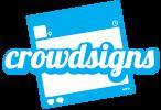 CrowdSigns logo