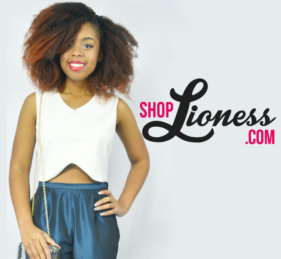 Shop Lioness