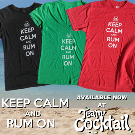 Keep Calm and Rum On