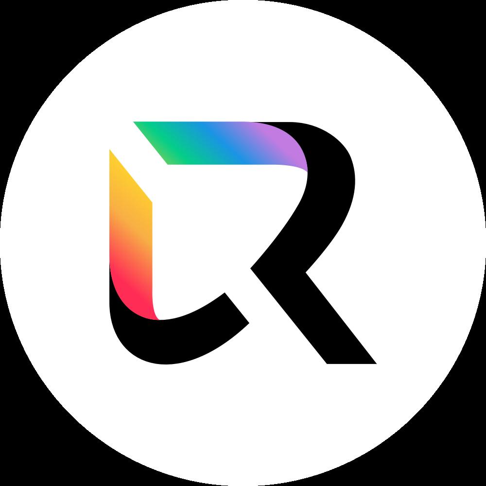 reflexion monogram (pride variation)