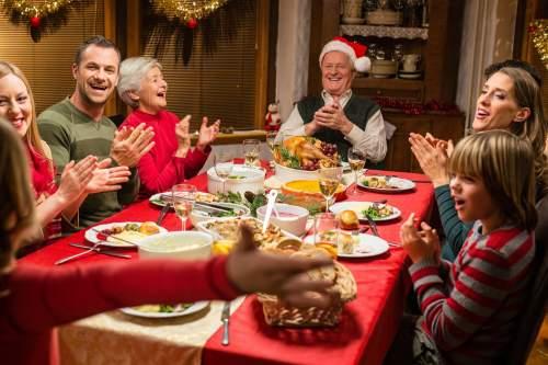 Vermijd zure oprispingen bij kerst en eindejaar