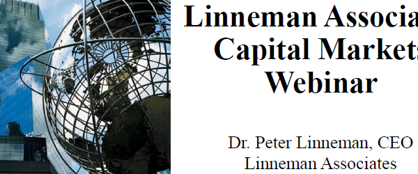 Sample Insights from the Fall 2016 Global Economic Outlook Web Conference with Dr. Peter Linneman