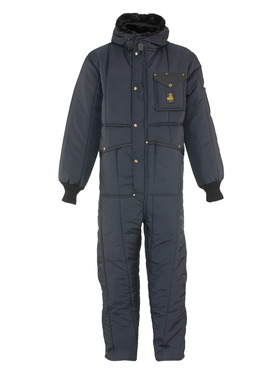 Iron-Tuff -50 Hooded Coveralls