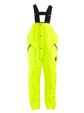 Iron-Tuff HiVis  High Bib Overall
