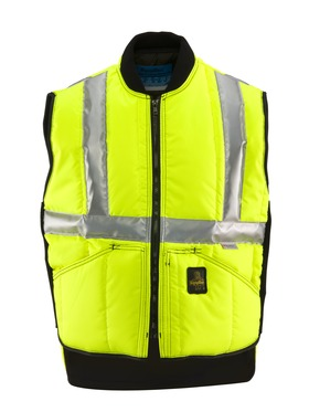 Iron-Tuff Vest with Reflective Tape