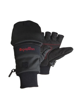 Softshell Convertible Mitt