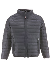 Horizontal Puffer Jacket