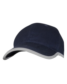 Reflective Trim Brushed Sandwich Cap - ORIGINALLY $16