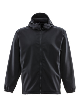 Lightweight Softshell Jacket with Hood