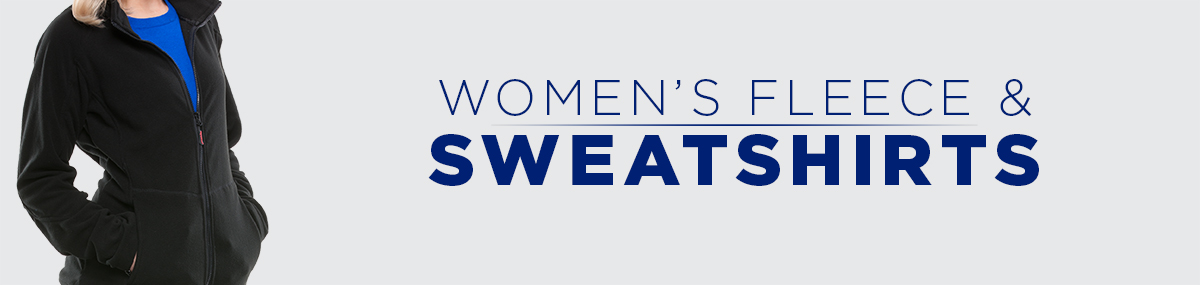 Sweatshirts & Fleece