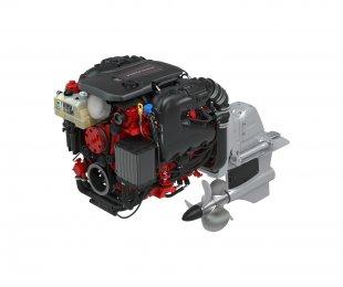 Volvo V8 350 EVC FWD CAT G5