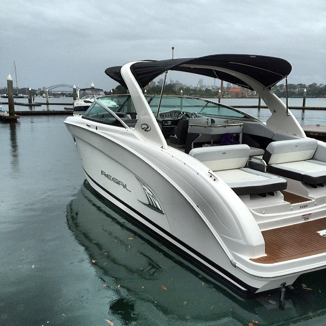 Regal 3200 Such A Nice Boat Sydneyboatlife Sydneyharbour Pulpitpoint Winterboating Regalboats Sydneyharbourbridge Regal Boats