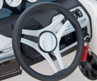 5-Position Tilt Steering Wheel
