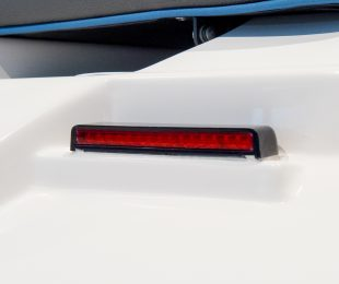 Transom Brake and Turn Lights
