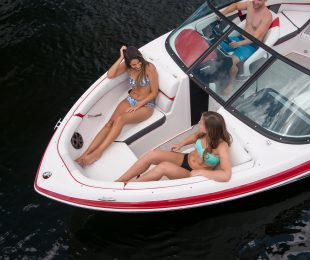 Dual Bow Lounge Seats