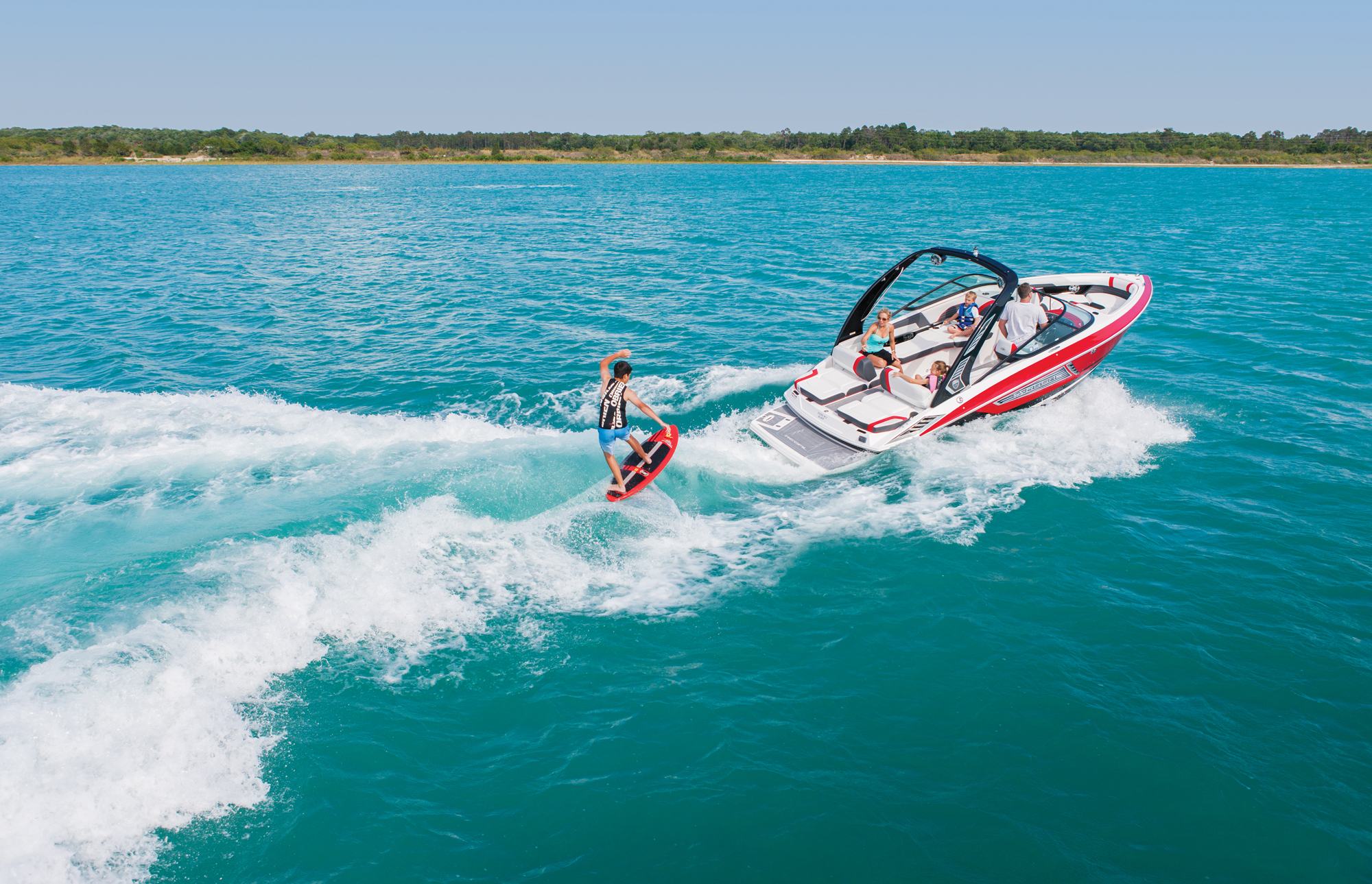 23 Rx Surf Regal Boats Overview