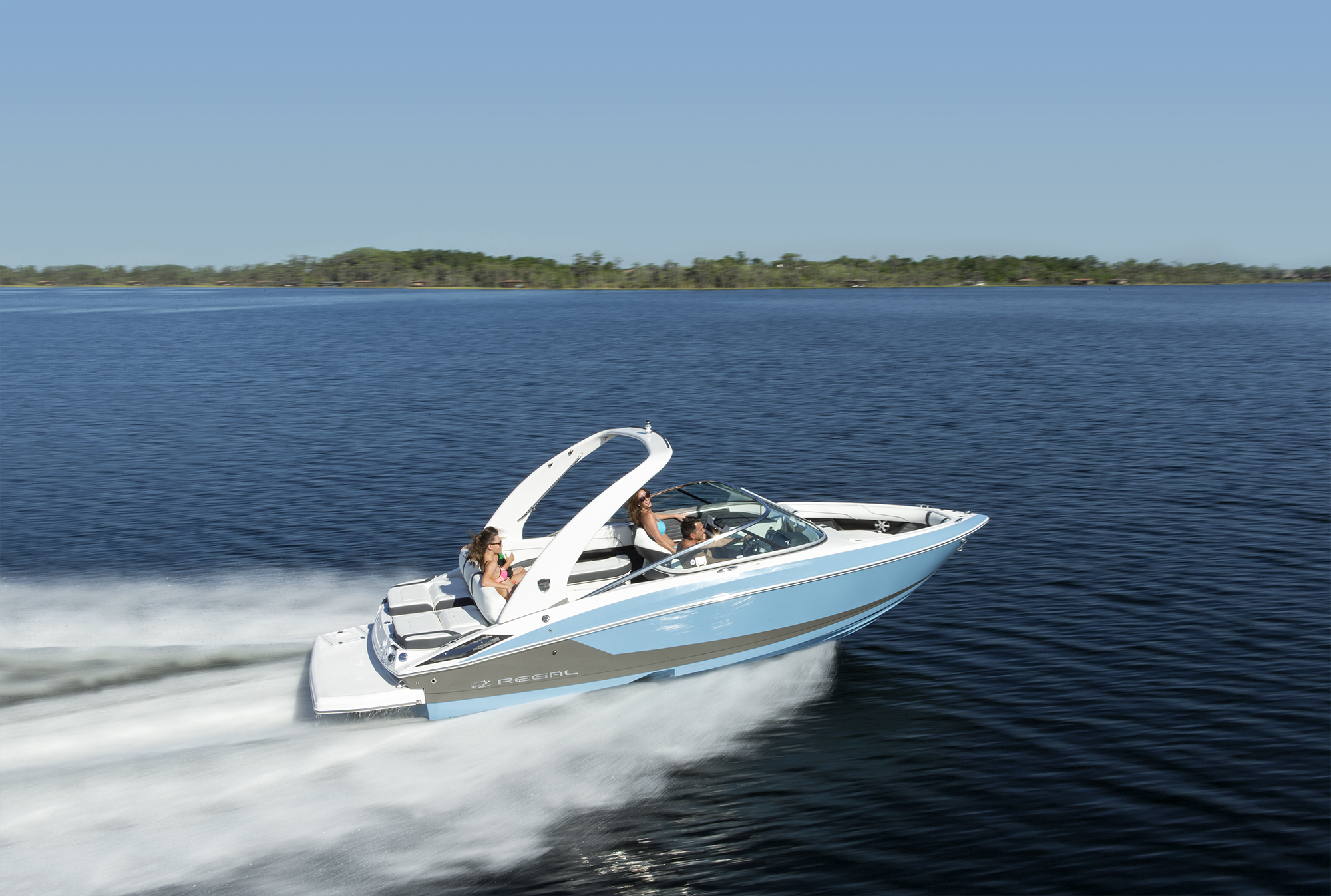 Meet The Dependable 2300 Shown In Premier Blue Steel Color