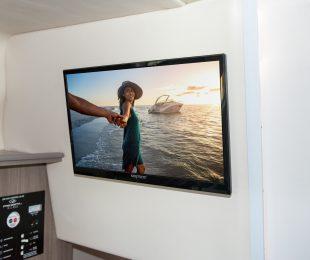 TV - Flat Screen with HDMI