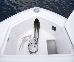 Bow Anchor Locker