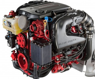 Twin Volvo V8 350 EVC DP CAT Joystick