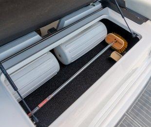Storage Under Every Seat