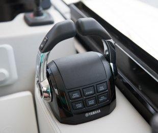 Yamaha Binnacle Control