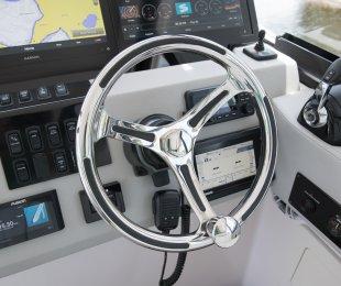 Stainless Steering Wheel