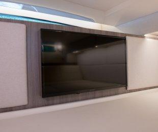 Television - Mid Cabin