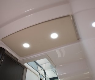 Recessed Overhead Lighting