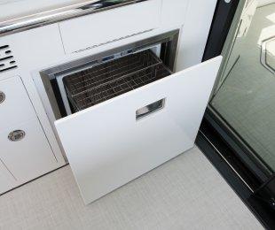 Wetbar Configuration - Cockpit Refrigerator