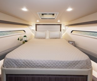 Standard Height Olympic Queen Bed with Innerspring Mattress
