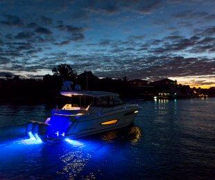 Blue LED Underwater Lighting