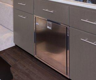 Refrigerator For Refreshment Center
