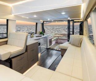 Single Level Cockpit/Salon Sole