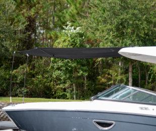 Bow & Cockpit Sunshade System - Manual
